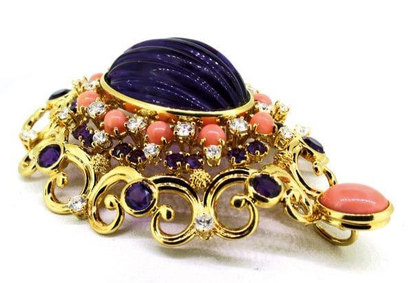 JuwelierMaster-Schmuck: Anhänger in 18 Karat Gold mit 3K-Brilliant 2