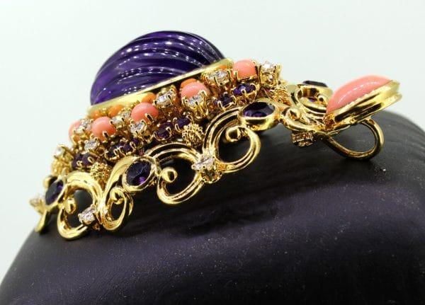 JuwelierMaster-Schmuck: Anhänger in 18 Karat Gold mit 3K-Brilliant 8